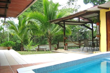 "ALL INCLUSIVE  ""JUNGLE ECO-LODGE"" ! - Panama - Szoba reggelivel"