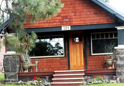 Craftsman Cottage in downtown Bend