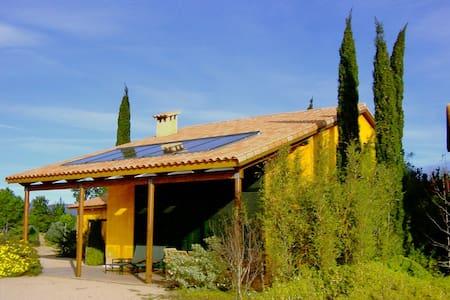 Casa Grande Enoturismo Empordà - Capmany - Huis