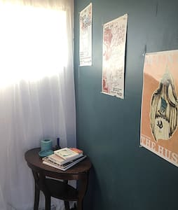 DOWNTOWN 4/20 friendly TINY HOUSE!! - Denver - Bed & Breakfast