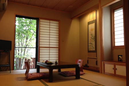 Tatami Room near Narita Airport - Haus