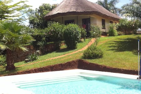 Cottage on the Nile in Jinja - Njeru - 一軒家