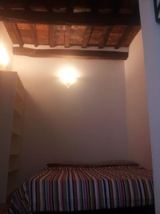Quiet room  in Trastevere