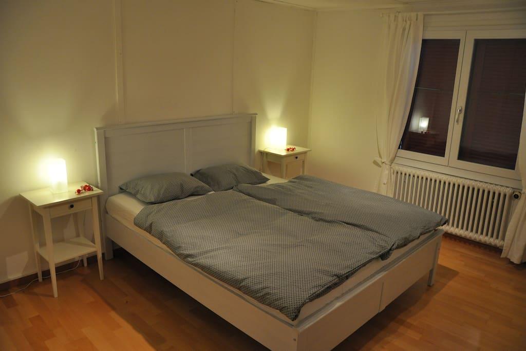 3-Zimmerwohnung im Hochpartere.