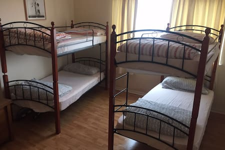 Accomodation close by the Airport (1) - Dublin - Apartment