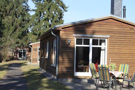 Ferienhaus am Settiner See - am Gutshaus - Settin