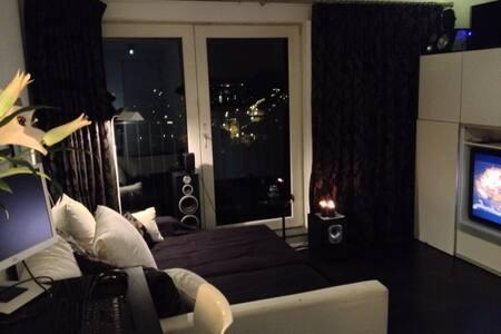 Studio perfect cityview 12th floor - Utrecht