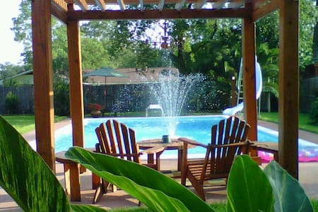 Executive Home w/Pool on Boulevard - Baton Rouge - Bed & Breakfast