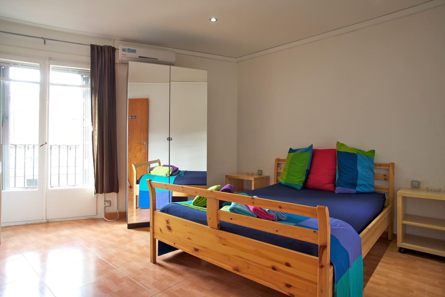 Rent Rooms - Barcelona - Ramblas