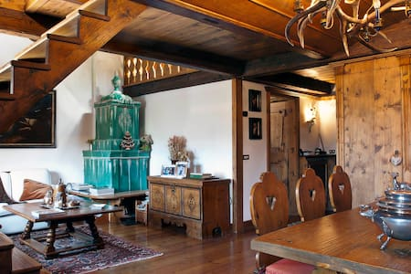 Splendida casa Cortina d'Ampezzo - House