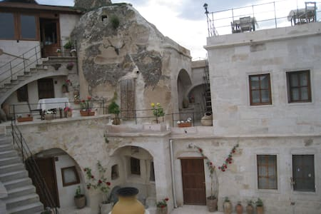 Room type: Private room Bed type: Real Bed Property type: Cave Accommodates: 16+ Bedrooms: 1 Bathrooms: 1