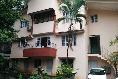 2BHK spacious home - Panjim. - Panjim