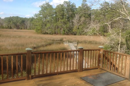 2700 sq/ft ranch style home - Swansboro - House