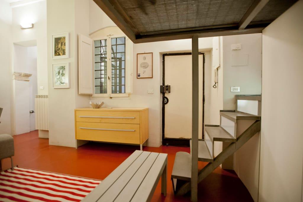 Via Giulia delightful apartment