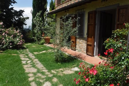 Rooms in the Chianti countryside - Barberino Val D'elsa - Apartemen