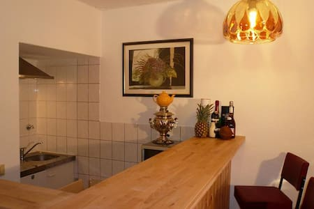 Very Comfortable 2-room apartment - Daire