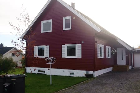 Homely house in  Hamar - Hamar - Casa