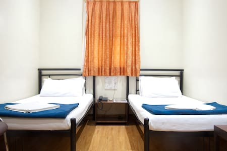 Budget Double Occupancy Room - Bed & Breakfast