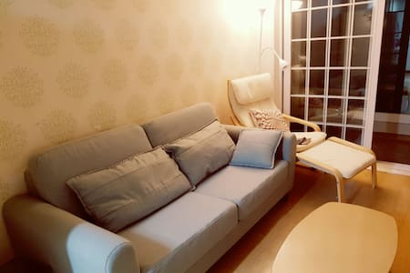 Best transportation condition w/ Neat room - 서울특별시 - Apartamento