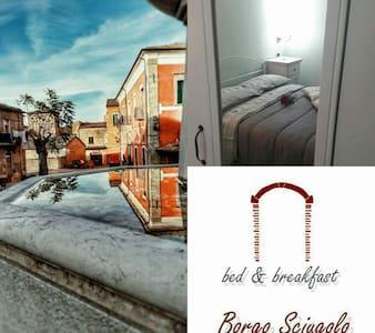 B&b Borgo Sciugolo - BASELICE - Baselice - Bed & Breakfast