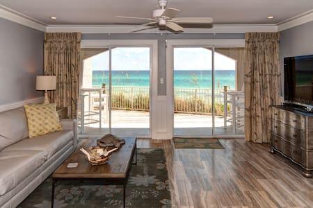 Seagrove Beachfront Condo - Dune Villas 4A - Társasház