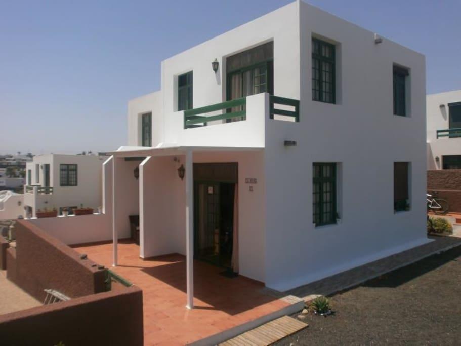 Ca' Nina - the house