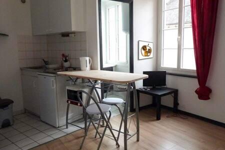 studio  centre historique de Vannes - Appartamento