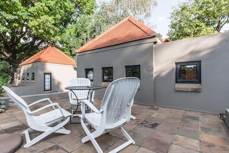 Forest Town Cottage - Johannesburg - Chalet