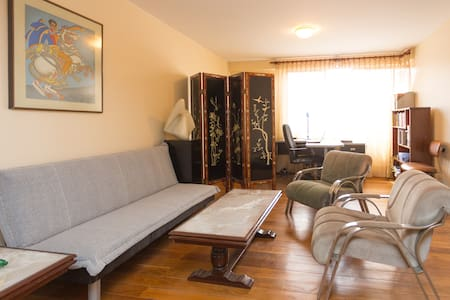 GUEST BEDROOM WITH PRIVATE BATHROOM - Apartament