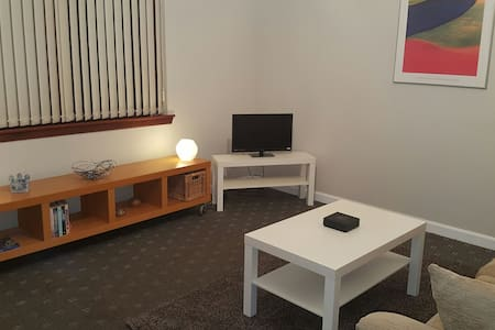Cosy & modern flat in Forfar, the heart of Angus - Forfar - Lejlighed