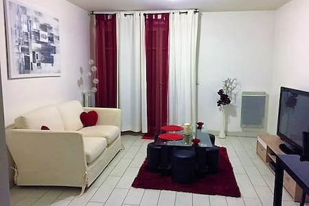 Appartement jardin 44 m² - Saint-Germain-en-Laye