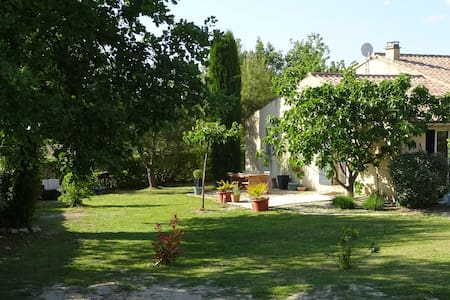 La Figuière à Malaucène, Provence et Ventoux - Appartement