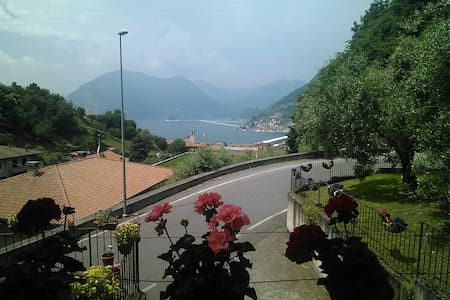 Bellissima vista sul lago e bella vista al ponte - Apartment