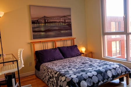 Quiet suite in heart of downtown - Montreal - Apartment