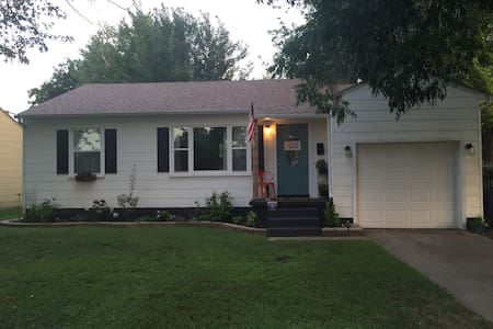 Remodeled House in the Heart of Brookside - Tulsa