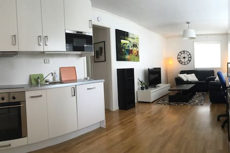 Appartment in Haugesund City - Apartemen