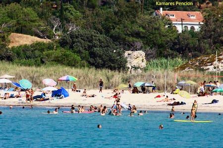 Kamares Guesthouse - Messakti Beach - Gialiskari - Pension