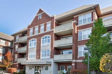 Beautiful Condo Close to Public Transportation - Palatine - Kondominium