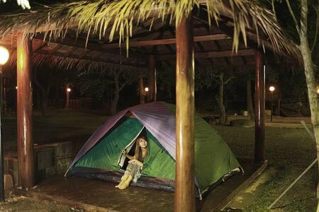 Nature Camping tent 與大自然融合遮雨露營位 - Sátor