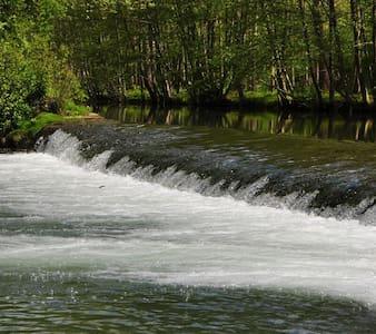Moulin en bord de Sèvre - House
