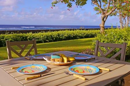 Poipu Kapili #54-OceanFront Luxury - Koloa - Reihenhaus