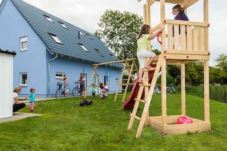 5-Sterne-Ferien in der Uckermark! - Oberuckersee - House