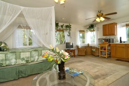 Affordable Romantic Treehouse  - Waianae - Casa sull'albero