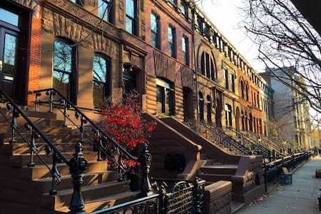 Classic Park Slope Brownstone