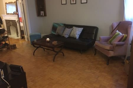 Little Italy Apartment with Garden - Toronto - Apartment