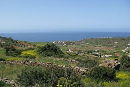 DAMMUSIVACANZE: Dammuso Giardino - Pantelleria - Apartmen