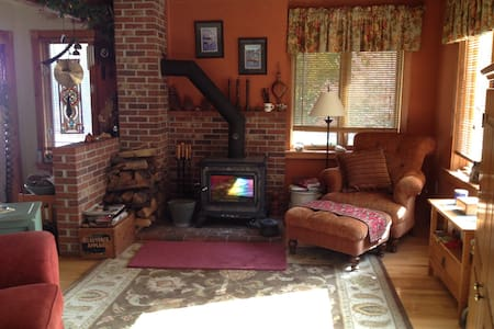 Private Room in the Quiet Country - Bristol - House