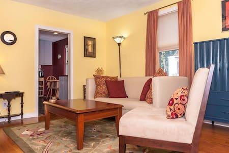 Davis Sq.-Harvard-Lesley-Tufts - Appartement en résidence
