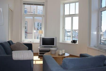 Flott leilighet på kaien i Haugesund - Haugesund - Byt