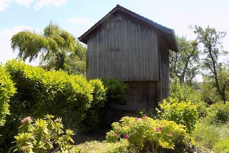 Un mazot authentique - Viuz-en-Sallaz - Cabaña